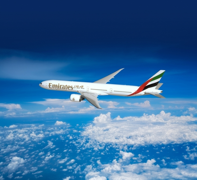 Emirates to offer three daily flights to Jordan