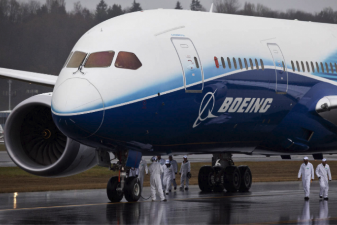 Last week Boeing abandoned its 2019 financial outlook, halted share buybacks and said lowered production