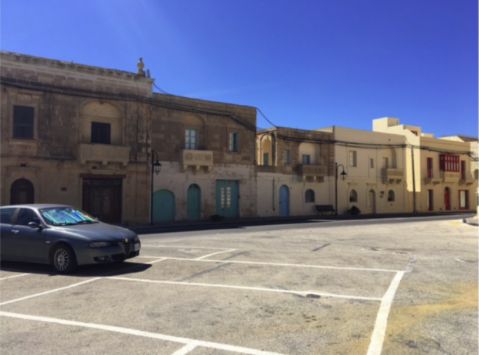 They are not just townhouses in Zebbug