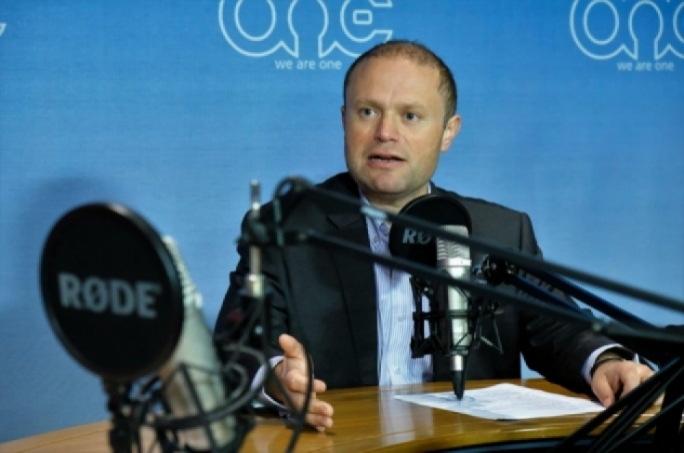 Leadership race will not divide the Labour Party as it did to the PN, Joseph Muscat says