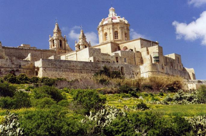 Billboard mayhem endangering Mdina views