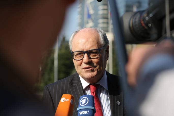Finance Minister Edward Scicluna said he would be initiating proceedings against Simon Busuttil