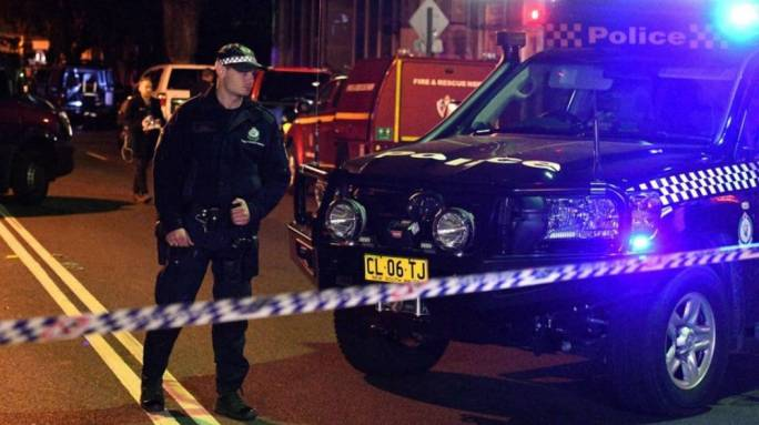 At least one of the raids took place in the suburban area of Surry Hills