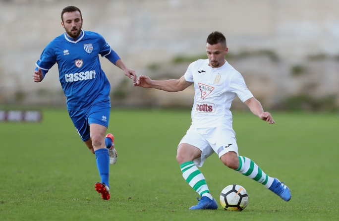 BOV Premier League | Floriana 4 – Tarxien Rainbows 0