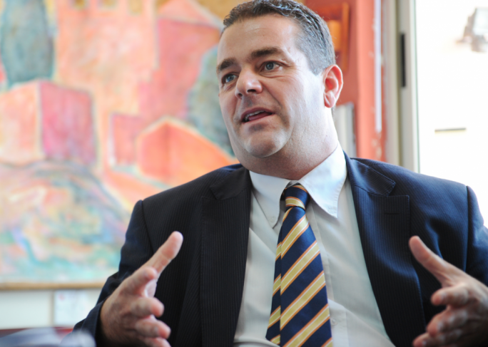 Nationalist Party Deputy Leader Beppe Fenech Adami