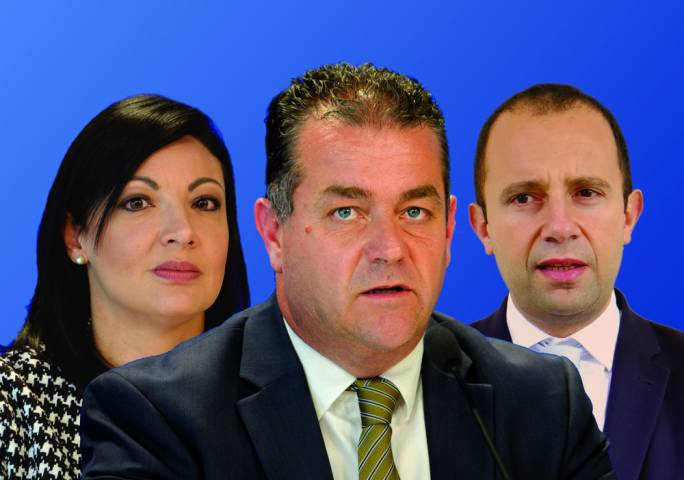 Marthese Portelli, Beppe Fenech Adami and Claudio Grech turned down requests to contest the PN deputy leadership elections