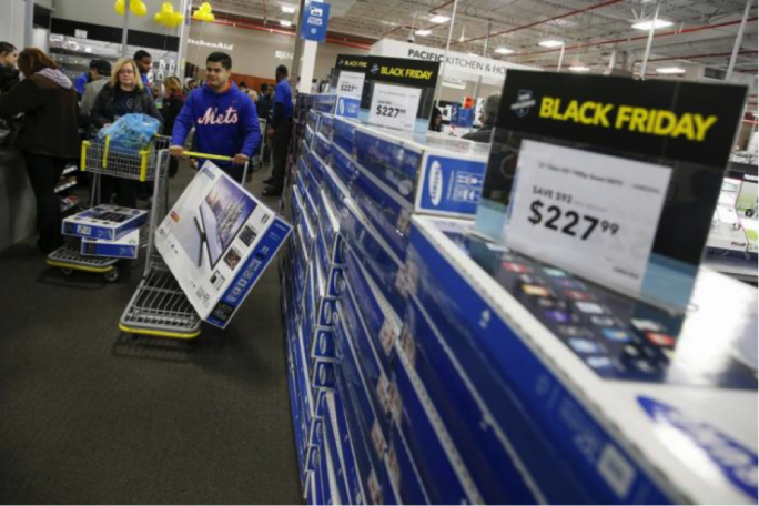 Retailers expect Black Friday to be 'a big success'