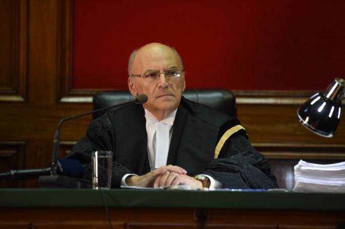 Chief Justice Joseph Azzopardi (Photo: James Bianchi/MediaToday)