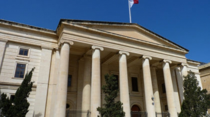 Themistocles Attard is accused of theft aggravated by value and violence, illegal arrest, carrying a firearm during the commission of a crime against the person, carrying a firearm in public without a licence, criminal damage and relapsing