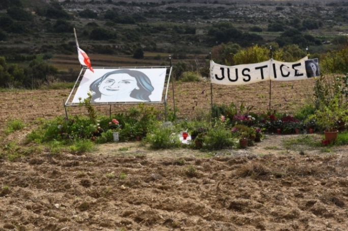 Caruana Galizia public inquiry: slain journalist's son says police slept on key information