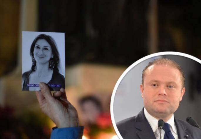 Joseph Muscat is unfazed by MEPs raising concern over rule of law situation in Malta in wake of Daphne Caruana Galizia's murder
