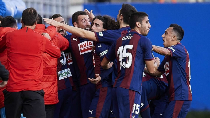 Eibar inflict Solari's first defeat as Real Madrid's manager