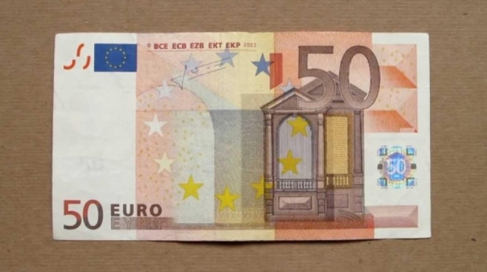 A man was charged with possessing fake €50 notes