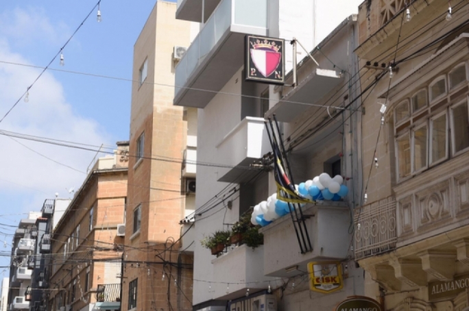 Nationalist Party club on Gzira main road earmarked for nine-storey hotel