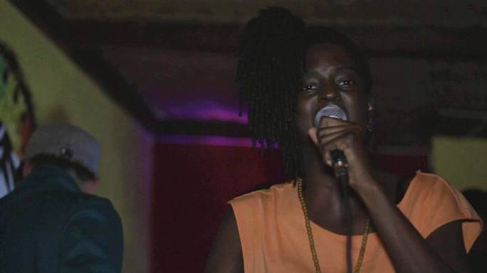London-born freestyler Fattima Mahdi took home the prize by crowd decision, signifying a new direction for Malta's music scene.