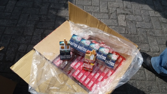 Customs officials seize 15.3 million cigarettes at Freeport