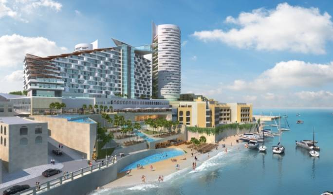 The Democratic Party has called for the proposed St George's Bay development to be halted