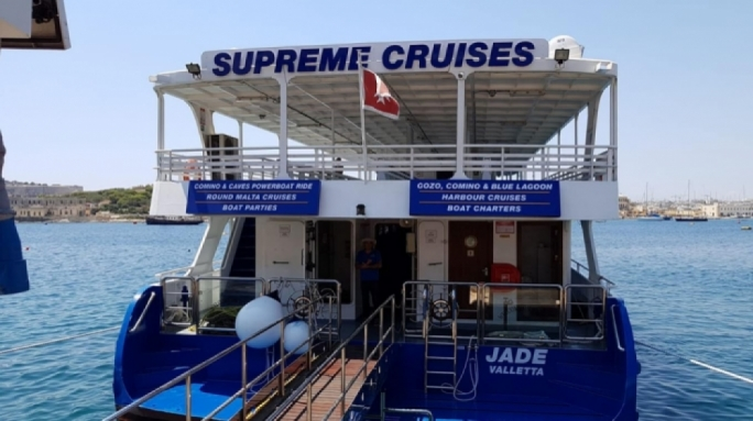 Supreme Cruises vessel chartered by government to host migrants cost €6,500 daily