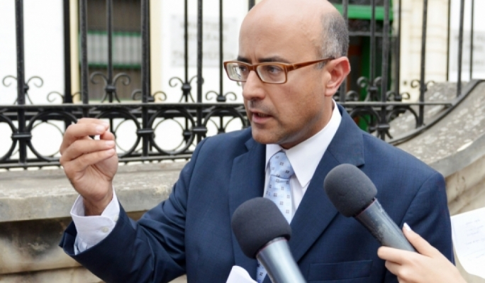 Jason Azzopardi contesting ruling that found him in breach of parliamentary privilege