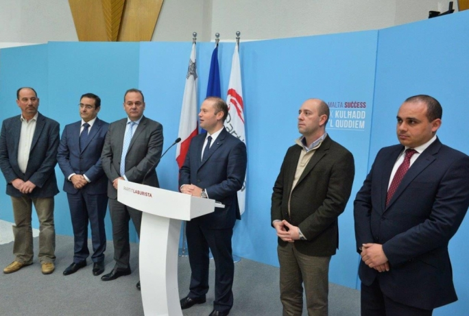 Joseph Muscat looking at 2017 as eventful 'in a positive way'