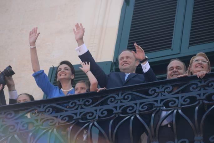 Looking back at 2017 | Seesaws and baptisms, the year of Joseph Muscat and Adrian Delia