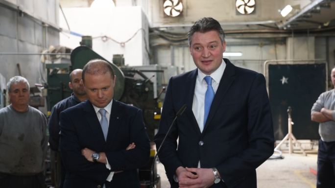 Keeping Konrad Mizzi against all odds?