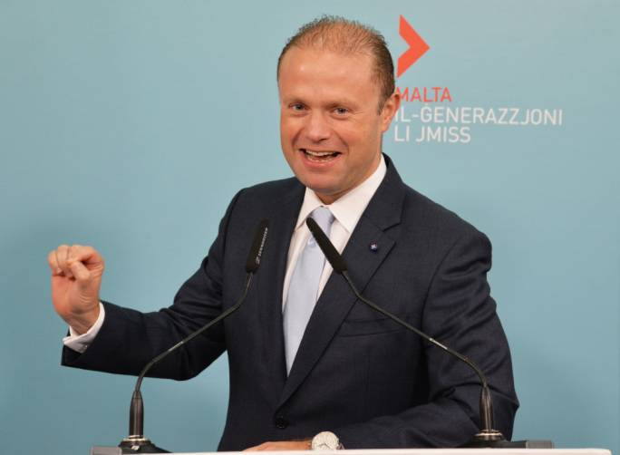 Muscat says government continuing to achieve results