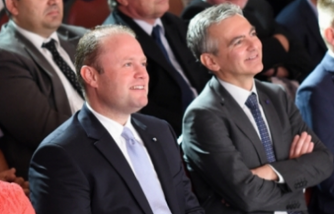 While Joseph Muscat uses Malta's EU Presidency to wash away his party's Eurosceptic past and to rehabilitate the disgraced Konrad Mizzi, for Europhile Simon Busuttil the EU Presidency is serving as an occasion to keep Konrad Mizzi in the international radar
