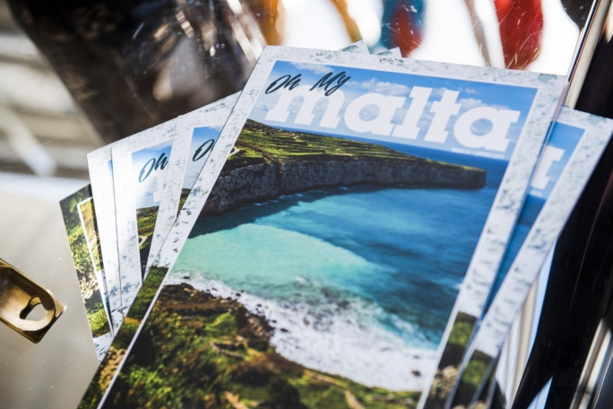 Oh My Malta is a bespoke publication for visitors to Malta and Gozo. (Photo: James Bianchi/MediaToday)