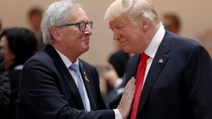EU introduce retaliatory  tariffs on US goods