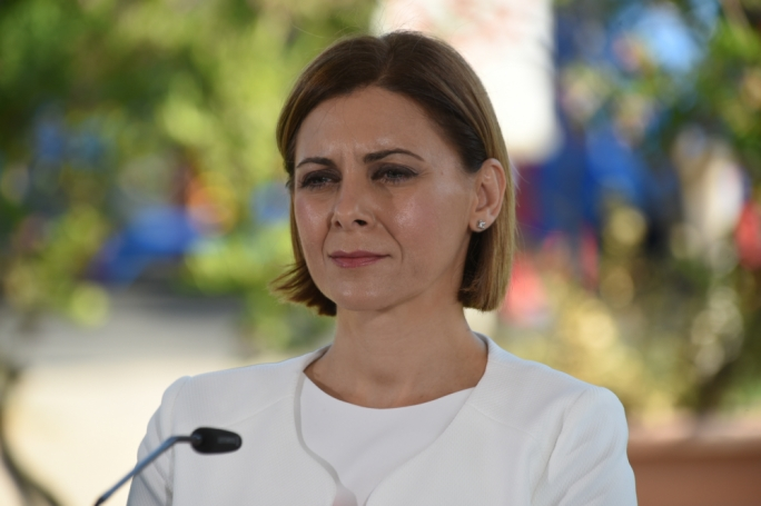 Justyne Caruana promises to contest next election