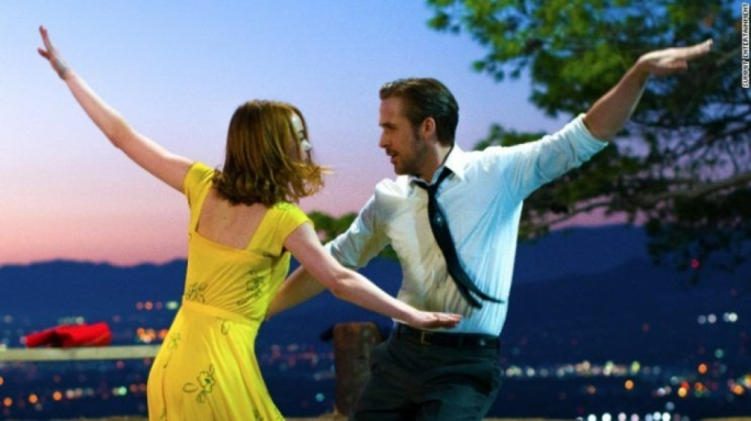 La La Land, a musical tribute to Los Angeles