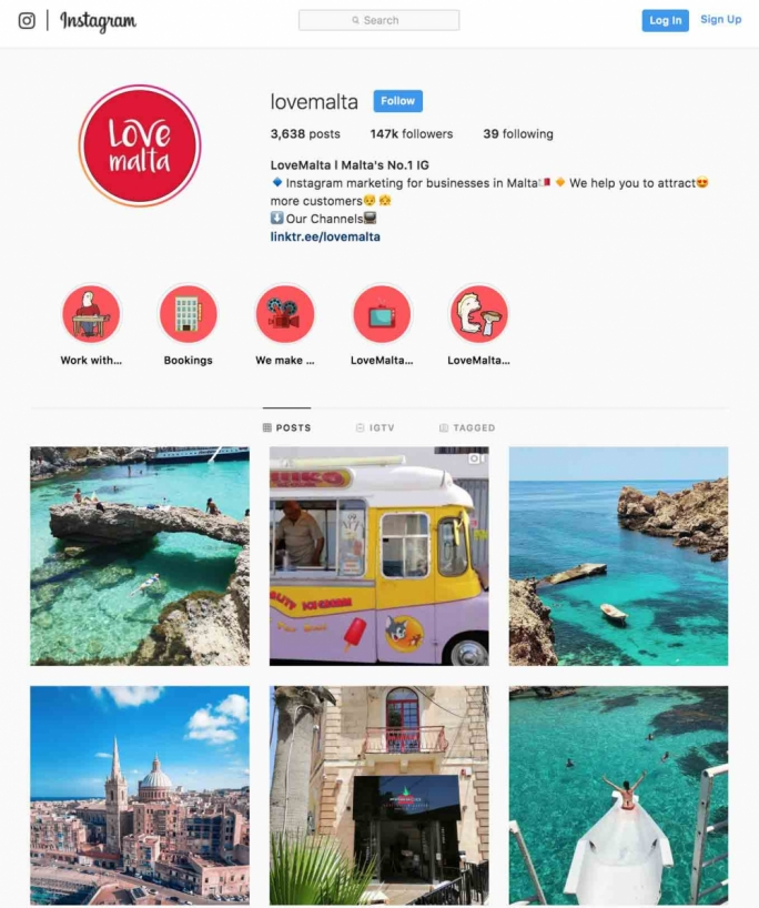 Yellow acquires largest Instagram channel focusing on Malta