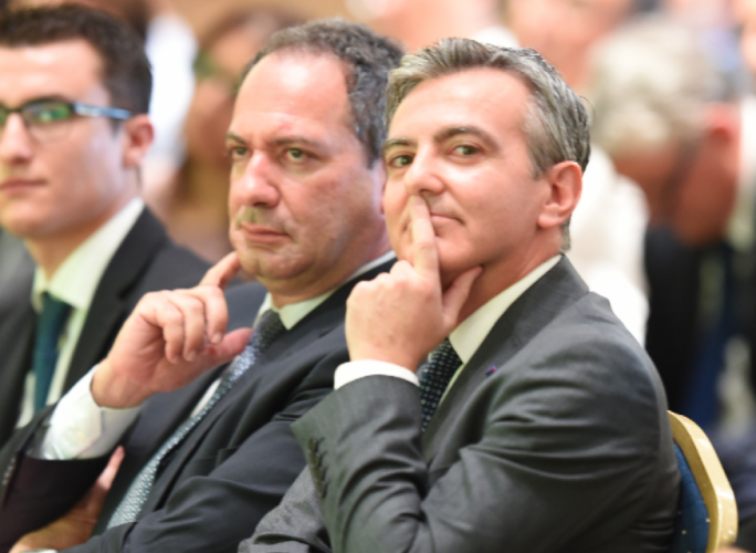 De Marco says he gave up ITS brief before Busuttil asked him to choose