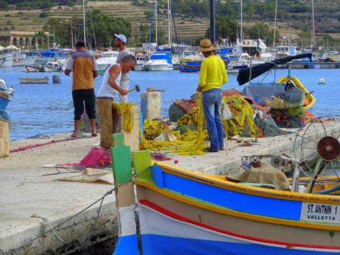 Artisanal fishermen have been forced to give up fishing grounds 'to the point where the ability to fish is becoming increasingly challenging'
