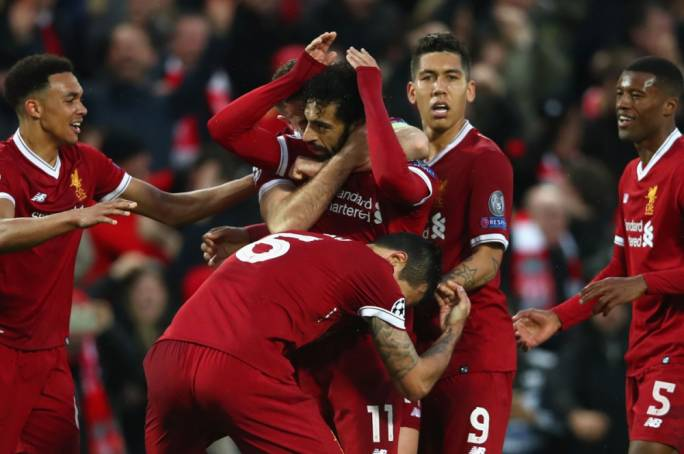 UEFA Champions League | Liverpool 5 – Roma 2