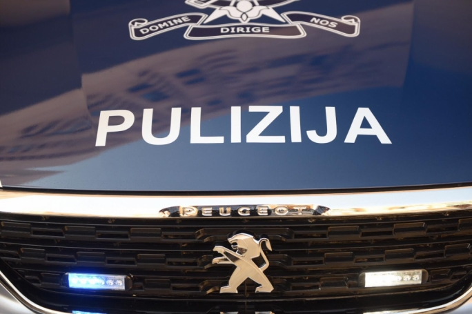 Armed robbery at Msida shop