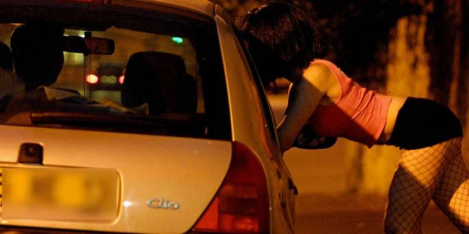 PD: Criminalise the clients, decriminalise those who are prostituted