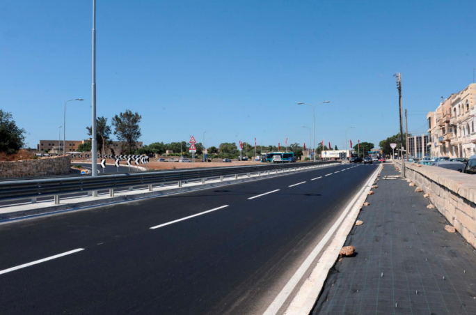 A new roads agency will be responsible for all Malta's roads