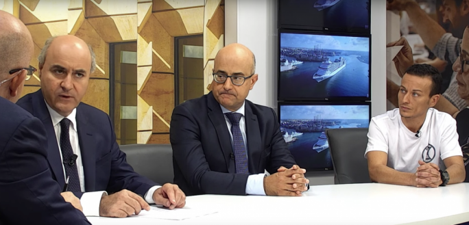 [WATCH] Malta can be the flag-bearer for climate change in the Mediterranean, Jason Azzopardi says