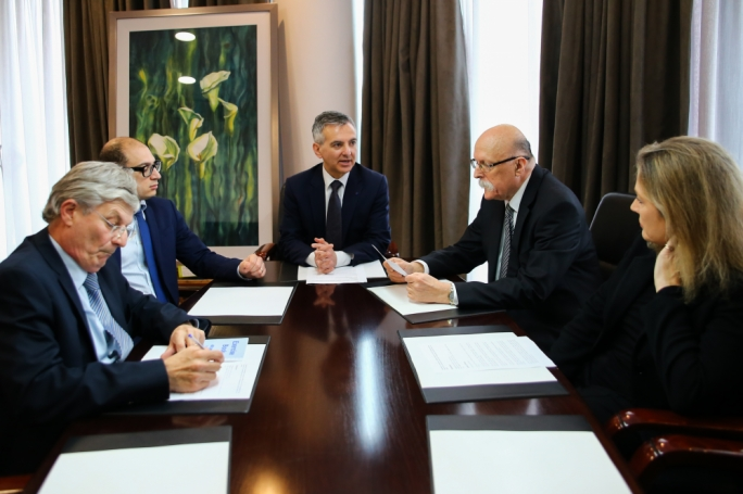 Tonio Borg in PN's independent party financing commission