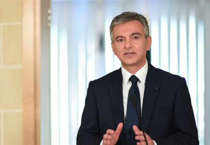 PN leader Simon Busuttil says he has been swimming against the current for the past four years but remains committed to his belief in good governmance