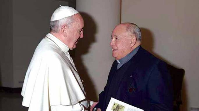 Cana Movement founder Fr Charles Vella dies aged 89