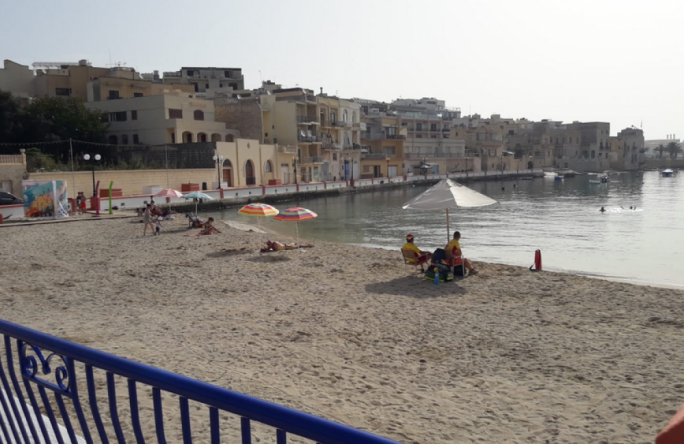 New Birżebbuġa bay officially opened