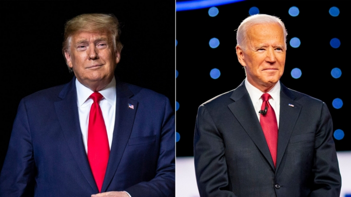 Visualised: All the paths to victory for Joe Biden and Donald Trump