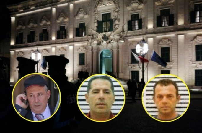 Cabinet rejects pardon requests by Degiorgio brothers and Vince Muscat