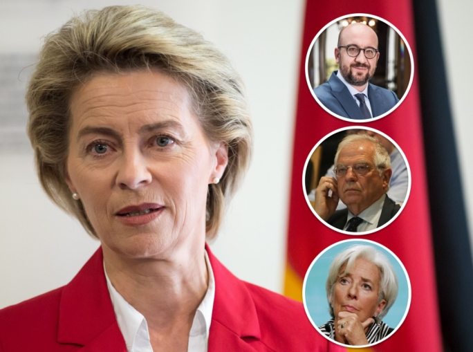 Update 2 | EU leaders agree top jobs