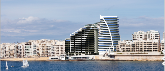 Parliament approves lifting of tourism restriction on Fortina Group's Sliema land