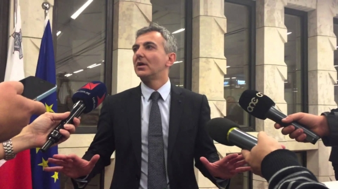 [WATCH] Busuttil coy on who proposed power plant to PN