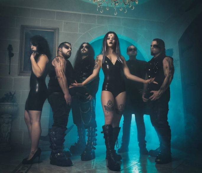 Martyrium – organisers of Voices of the Succubi and an accomplished metal band in their own right